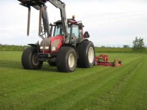 Den store græsslåmaskine 1